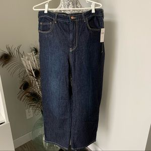 PILCRO and the LETTERPRESS High Rise Crop Jeans 30